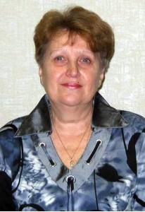 Чистякова Валентина Ивановна