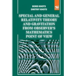 Special and general relativity theory and gravitation from observer's mathematics point of viev